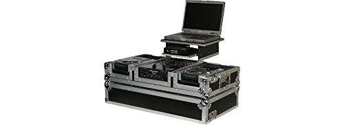 Make Dj Coffin (Odyssey FRGS10CDIW Flight Zone Glide Style Coffin For Large Format CD Players and A 10