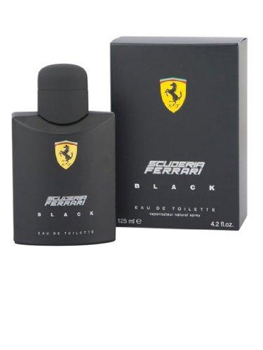 Colonia para hombre Ferrari Scuderia Black