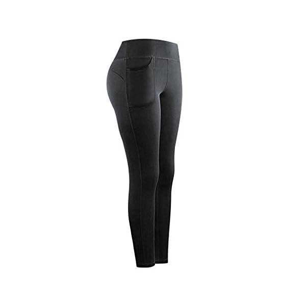 UFACE Leggings Femme de Compression Anti-Cellulite Slim Fit Push Up Butt Lift Elastique Pantalon de Yoga Taille Haute Fitness Pants 2020 Nouveaux Pas Cher Jogging Legging avec Poches accessoires de fitness [tag]