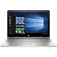 HP ENVY x360 2-in-1 Convertible 15.6 Full HD Touchscreen Backlit Keyboard Flagship Premium Laptop PC, Intel Core i5-7200U Dual-Core, 12GB DDR4, 1TB HDD, Stereo speakers, Windows 10 (Silver)