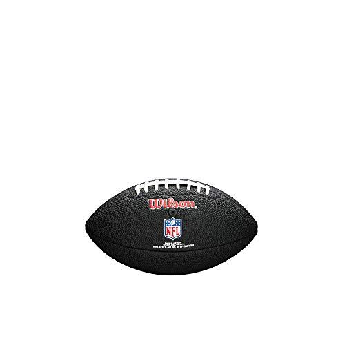 Logo Format Noir Sporting Team Mini Oakland Wilson Goods Football Nfl Raiders YwHzwgO