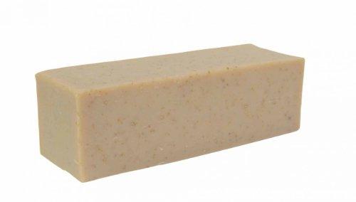 Oatmeal Goats Milk Handmade Artisan Olive Oil Soap Loaf -3 Pounds