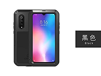 Amazon.com: Love Mei Xiaomi MI 9 Funda, Xiaomi MI 9 Carcasa ...