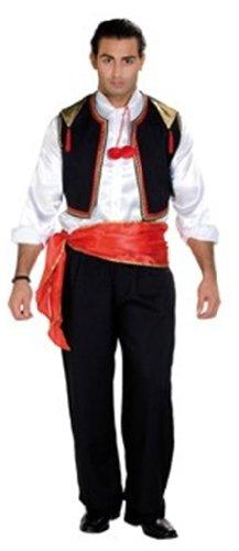 Rubies 1 4214 52 - Disfraz de torero de 4 piezas (talla 52 ...