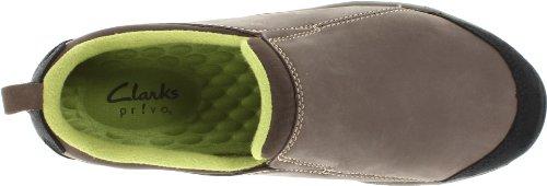 Clarks Womens Verdict Vert Charbon De Suède Sneakers 6,5 B - Moyen