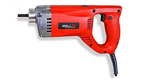 IBELL Concrete Vibrator CV 50-81, 1050W, 5000 RPM, 35mm/2 m Needle (Red) 4