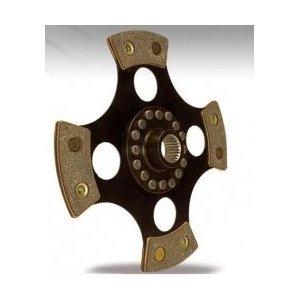 (ACT 4240030 4-Pad Rigid Race Clutch Disc)