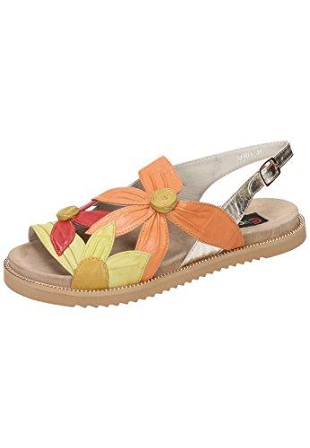 Everybody Damen Sandale Zwei-/Mehrfarbig