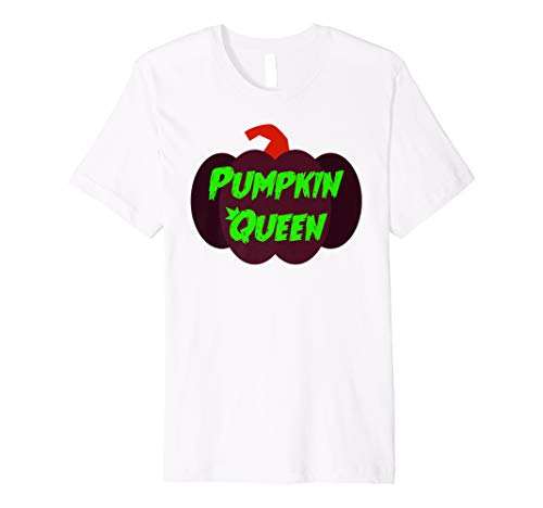 Pumpkin Queen T-Shirt, Halloween Costumes for Kids, Toddlers