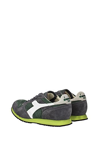 BASKET Diadora and USED Sneakers MI for Heritage Gray man woman OrtOqRwF4
