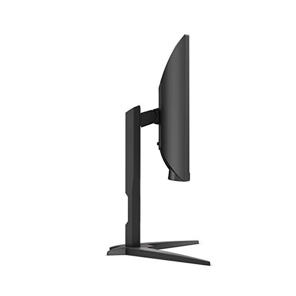 """AOC C24G1 23.6"""" Curved Gaming LED Monitor with VGA Port, HDMI*2 Port, Display Port, 144Hz Refresh Rate"""