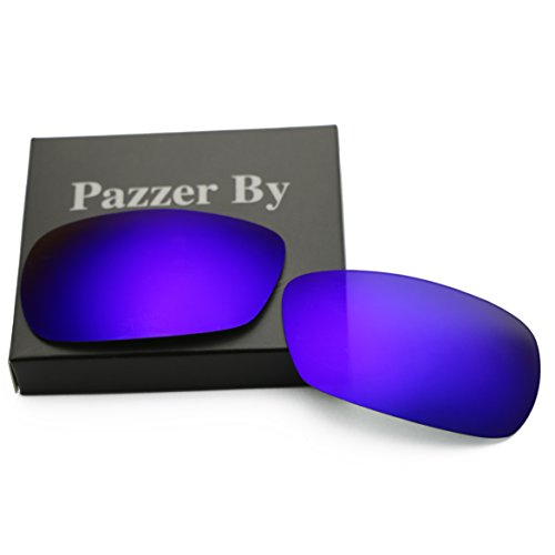 Polarized Replacement Lenses for Oakley Crosshair 2.0 - Purple Mirrored - 2.0 Oakley Crosshair Lenses