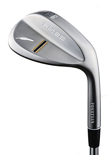 Fourteen RM 22 Forged Nickel Chrome Wedge 2016 Right 60 12 by Fourteen Golf