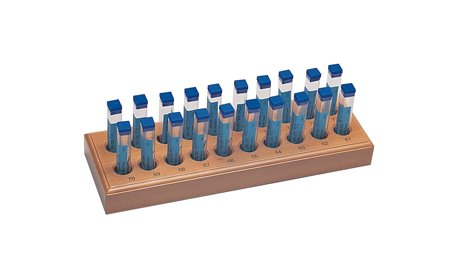(EURO TOOL Assortment Of High-speed Twist Drills, 200 Pieces with Wood Stand | DRL-200.00)