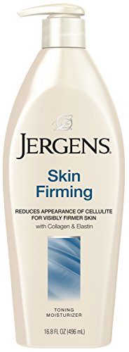 Toning Body Moisturizer with Collagen & Elastin, 16.8 Ounces (Body Firming Lotion)
