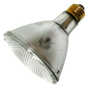 G E Lighting 11123 50-Watt Long Neck Halogen Commercial Floodlight Bulb - Quantity 1 -