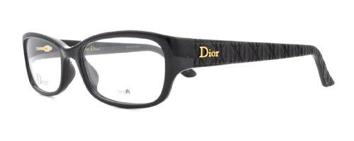 DIOR Eyeglasses 3235 0BIL Black 53MM - Dior Eyeglasses Frame Christian Cd