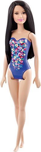 Barbie Beach Raquelle Doll (Monster High Dolls Basic Travel)