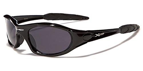 negro Incluye Ciclismo de Sol Esqui Loop Gafas X Funda Case Vault 'Extreme' Estuche Deporte nq6HfxOa8w