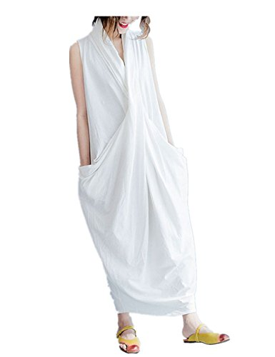 arab white dress - 9
