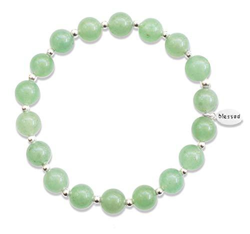 Made-As-Intended-Many-Blessings-Bracelet-8MM-Aventurine-Gemstone-Beads