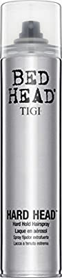 Bed Head Hard Head Spray TIGI Hair Spray Unisex 10 oz