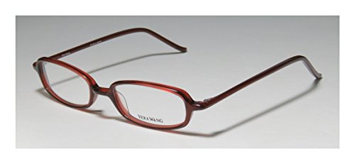 Vera Wang V14 Womens/Ladies Vision Care Prestigious Designer Designer Full-rim Eyeglasses/Eyewear