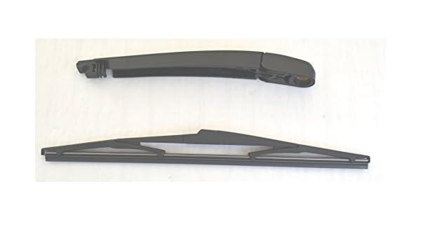 Exact Fit RA359 - Limpiaparabrisas trasero (28 cm): Amazon.es: Coche y moto