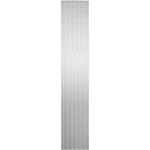 "17 5/8""W x 94 1/2""H x 1 7/8""P Benson Fluted Pilaster (each)"