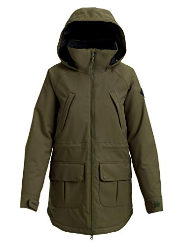 Burton Women's Prowess Jacket, Forest Night, X-Large ()