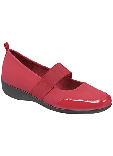 Womens Adult Angel Steps Isabelle synthetic Red jOER3Hw