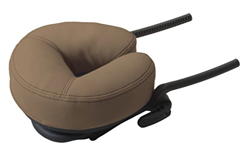 EARTHLITE Massage Table Face Cradle CARESS - Self-Adjusting, Innovative Massage Platform with Luxurious Strata Face Pillow (NEW MODEL)