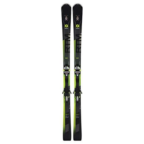 (Volkl 2019 RTM 84 UVO Skis w/iPT WR XL 12.0 FR GW Bindings (172))
