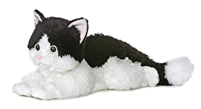 Aurora Plush 12 Flopsie Oreo Cat from Aurora Plush