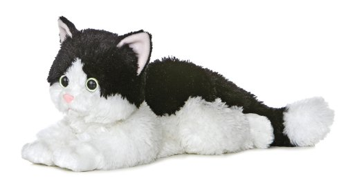 Aurora World Flopsie Oreo Cat 12″