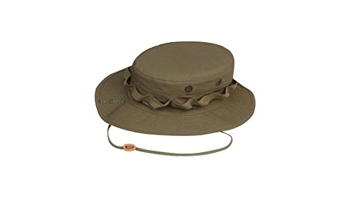 Boonie Hat Olive Drab - Tru-Spec Military Boonie Hat Olive Drab 7.75