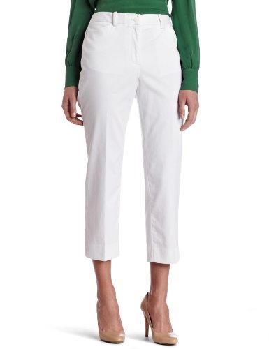 Jones New York Women's Slim Capri Pant
