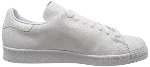 Pour Homme White 80s Ftwr Gold Superstar De Clean Met ftwr Gymnastique Adidas Chaussures gq8Yw0a
