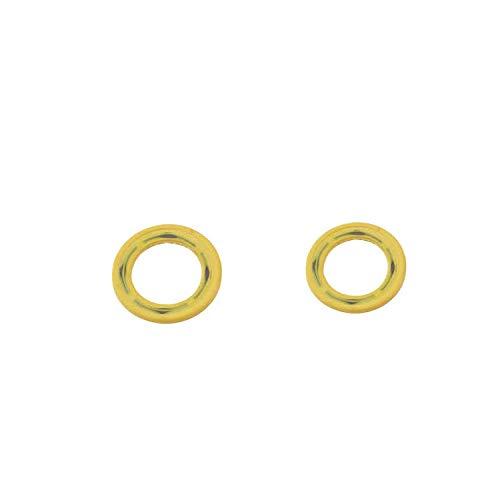 Mercury Marine/Mercruiser OEM Gearcase Drain Plug Seal Washer TWO PACK 26-830749