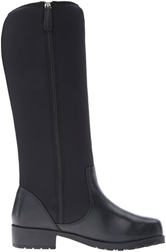 Wide Black Boot Calf Biloxi SoftWalk Women's aq1EwXP