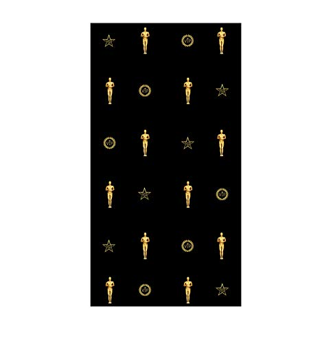 Advanced Graphics Red Carpet Step and Repeat Backdrop Life Size Cardboard Cutout -