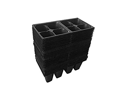 720 Cells Seedling Starter Trays for Seed Germination