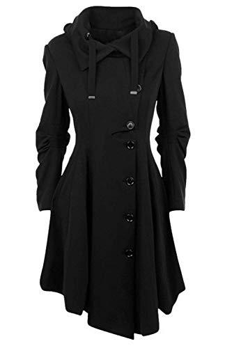 Femme Longues Fashion Automne Manteau Long De Manches Hiver Sp Transition Fq4pfcFxAr