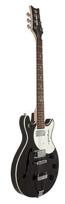Daisy Rock Bangles Signature Model Guitar, Metallic Black