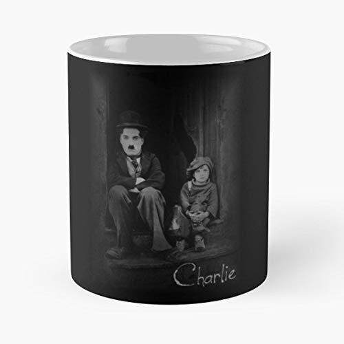 Movie Film Movies Charlie Chaplin Gift Coffee/tea Ceramic Mug 11 Oz (Cult Classic Icon)