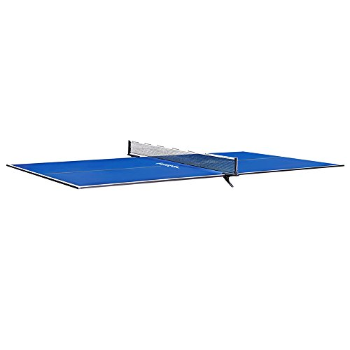 Read About Harvil Table Tennis Conversion Top with Free Net and Posts