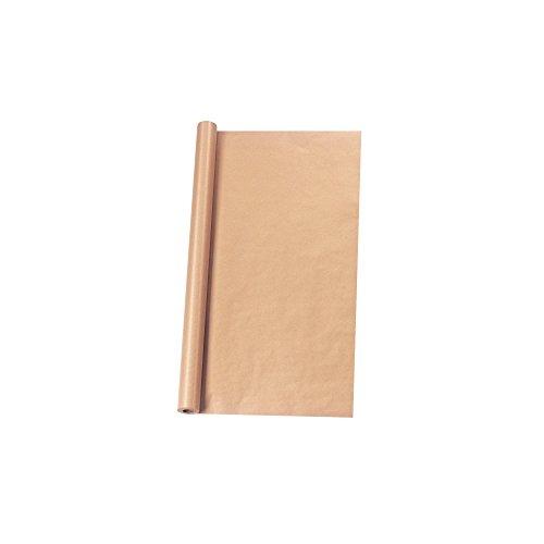 Herlitz 996058 Packpapierrolle, 5 m x 1 m, braun