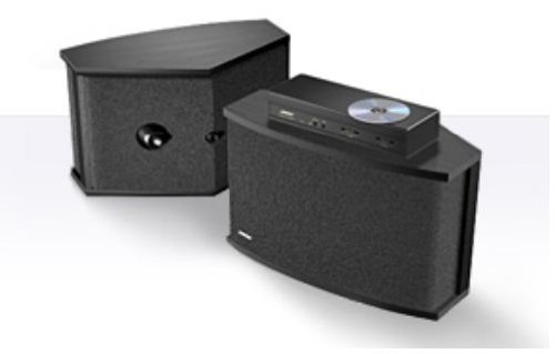 Bose 901 Direct/Reflecting Speaker System - Black Ash