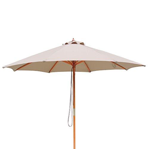 (Island Umbrella NU5426ST Tranquility Patio Market Umbrella,)