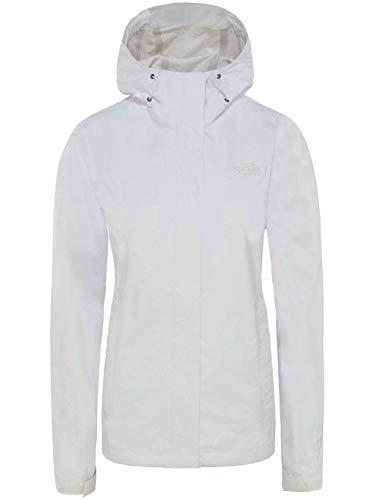 (The North Face Women's Venture 2 Jacket TNF White/TNF White X-Large)
